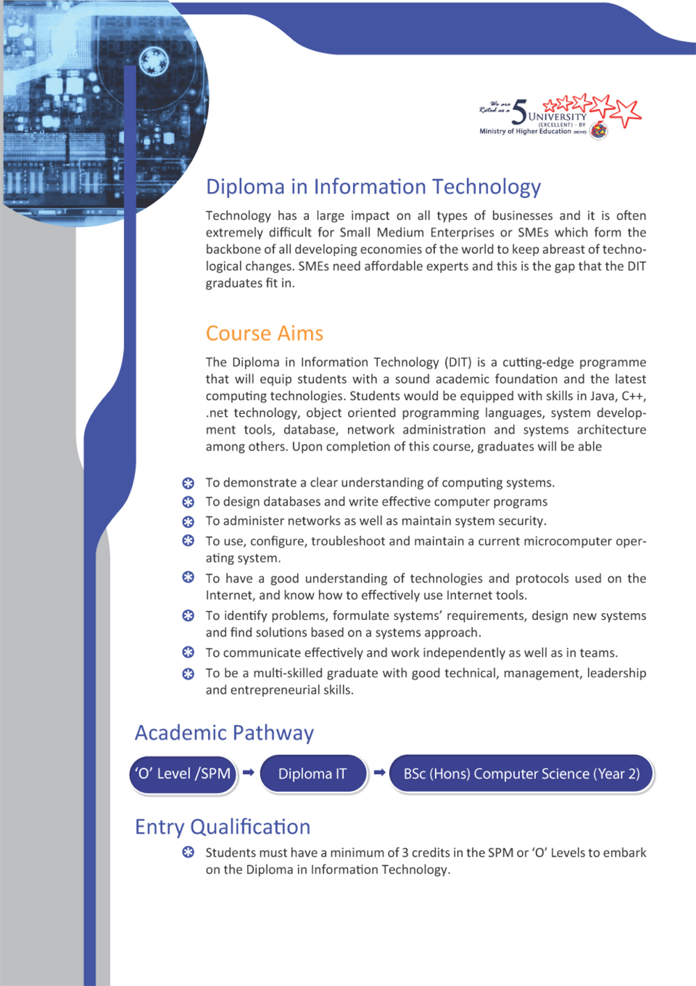 Diploma-in-Information-Technology