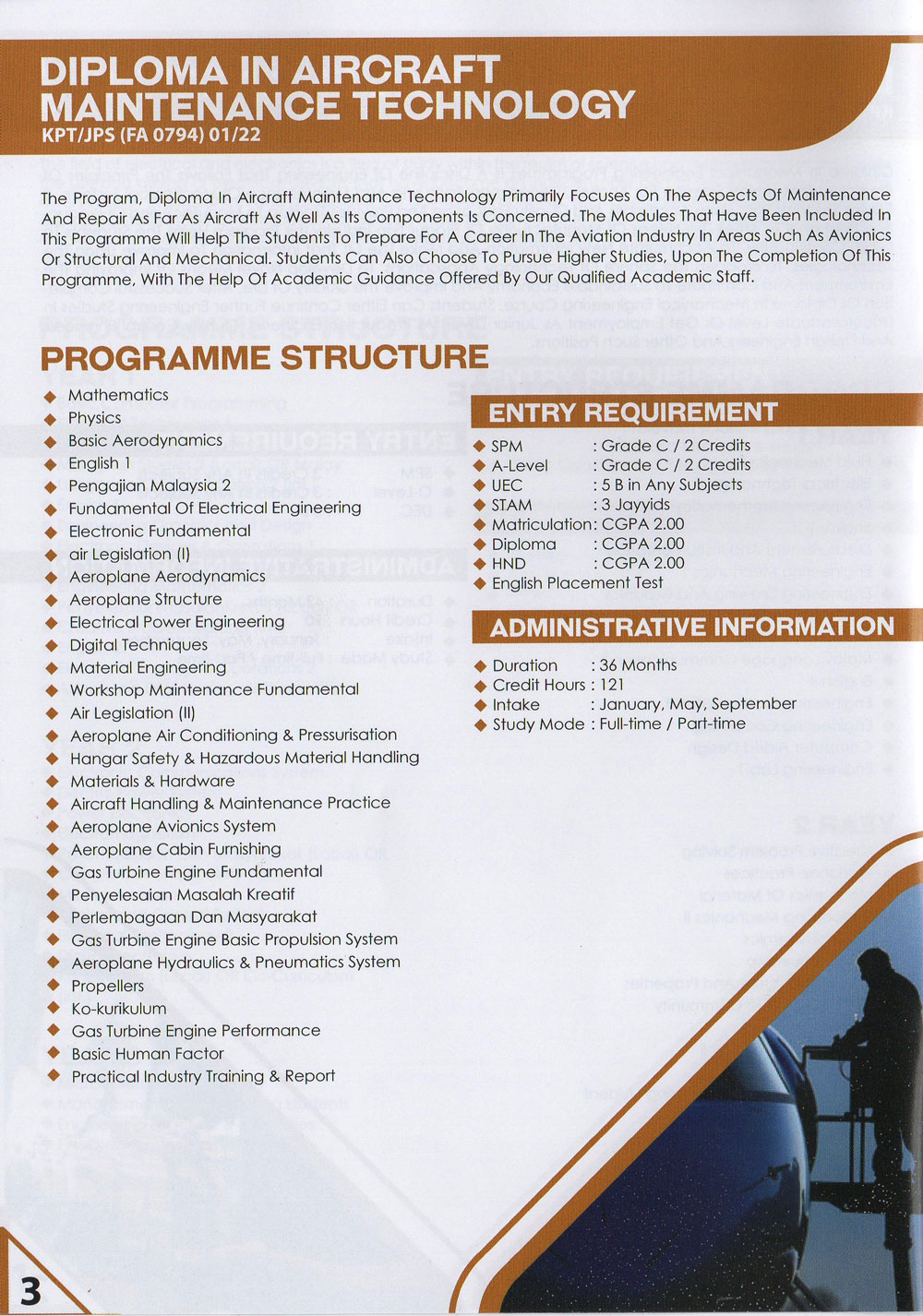 Diploma-In-Aircraft-Maintenance-Technology-Lincoln-University-College